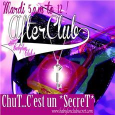 After Chut ... c'est un secret !