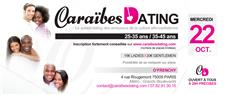 Caraibes Speed Dating - 25/35 ans et 35/45 ans