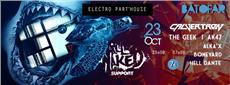 Electro Part'houze support by All Naked Soirées & Clubbing