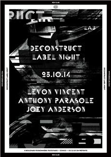 DECONSTRUCT NIGHT