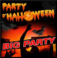 BIG PARTY D'HALOWEEN