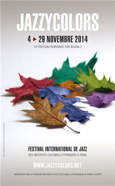 Festival Jazzycolors 2014 Concerts