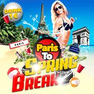 Paris to Spring Break