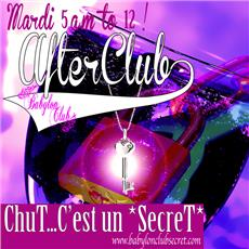 After Chut ... c'est un secret ! Soirées & Clubbing