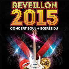 LE GRAND RÉVEILLON SOUL @NEW MORNING Soirées & Clubbing