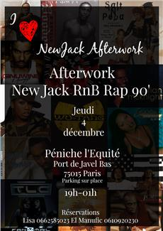 New Jack Afterwork After Work