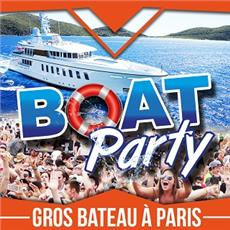 Boat Party à Paris
