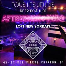 AFTERWORK AU LOFT NEW YORKAIS - after work - After Work - CityZens