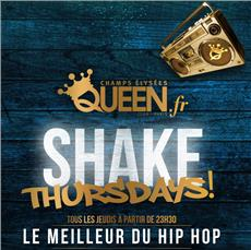 Shake Thursdays - after work - Soirée Clubbing - CityZens
