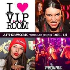 AFTERWORK @VIP ROOM After Work