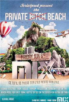private beach @mix club Soirées & Clubbing