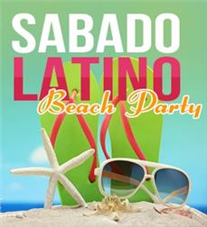 Sabado Latino fait sa beach party - after work - Soirée Clubbing - CityZens
