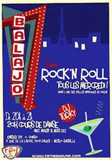 Rock'N Rll Party au Balajo