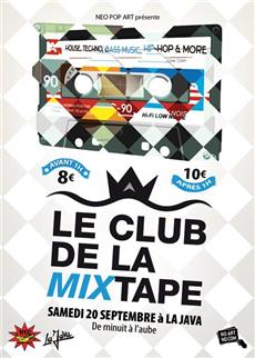 LE CLUB DE LA MIXTAPE invite Virtual Riot à la Java