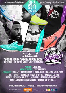 Son Of Sneakers Festival Expositions