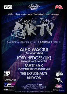 Wackii Time After Party