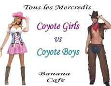 Coyote girls vs coyote boys Soirées & Clubbing