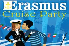 Erasmus International Cruise Party in Paris