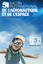 51E SALON INT. DE L'AERONAUTIQUE