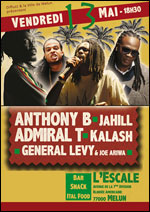 ANTHONY B + ADMIRAL T + KALASH