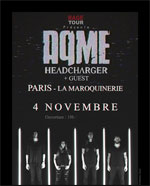 AQME, HEADCHARGER +GUESTS  carrefour