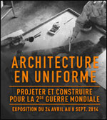 ARCHITECTURE EN UNIFORME + COLLECTIONS PERMANENTES - exposition - Musée + Exposition Exposition  - CityZens
