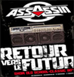 ASSASSIN RETOUR VERS LE FUTUR TOUR - Concert Paris