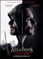 AVP : ASSASSIN'S CREED En grand Large 3D Vost