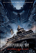 AVP: INDEPENDENCE DAY - RESURGENCE! En Grand Large - 3D VOST