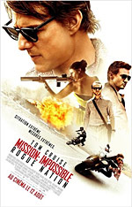 AVP MISSION:IMPOSSIBLE-ROGUE NATION Grand large Vost