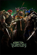AVP : NINJA TURTLES En Grand Large 3D VOST