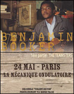 BENJAMIN BOOKER + THE TEAMSTERS  carrefour