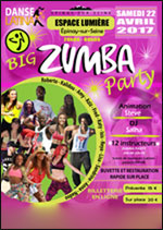 BIG ZUMBA PARTY 4 EME EDITION
