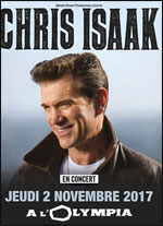 CHRIS ISAAK  carrefour
