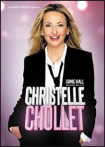 CHRISTELLE CHOLLET COMIC HALL