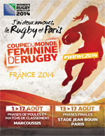 COUPE DU MONDE FEMININE DE RUGBY DEMI-FINALES - after work - Rugby  - CityZens