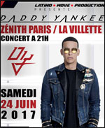 DADDY YANKEE + 1ERE PARTIE carrefour