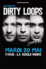 DIRTY LOOPS  carrefour