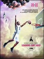 DISNEYLAND PARIS LEADERS CUP LNB PACK 3 JOURS BASKET