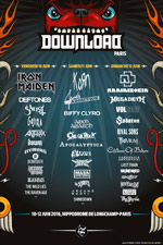 DOWNLOAD FESTIVAL 2016 - PASS 1J