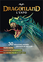 DRAGONLAND L'EXPO  carrefour