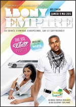 EBONY EMPIRE : THE XXL WHITE PARTY  carrefour