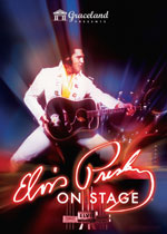 ELVIS PRESLEY ON STAGE - Concert Paris