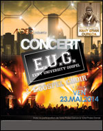 EVRY UNIVERSITY GOSPEL  carrefour