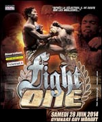 FIGHT ONE  - after work - Arts martiaux Autres sports de combat Boxe  - CityZens