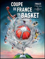FINALE COUPE DE FRANCE DE BASKET