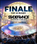 FINALE RUGBY TOP 14 - 2017