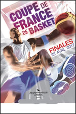 FINALES COUPE DE FRANCE DE BASKET