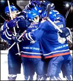 FRANCAIS VOLANTS HOCKEY SUR GLACE