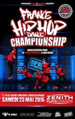 FRANCE HIP HOP DANCE CHAMPIONSHIP